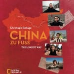 """China zu Fuß"" coffeetable book German"