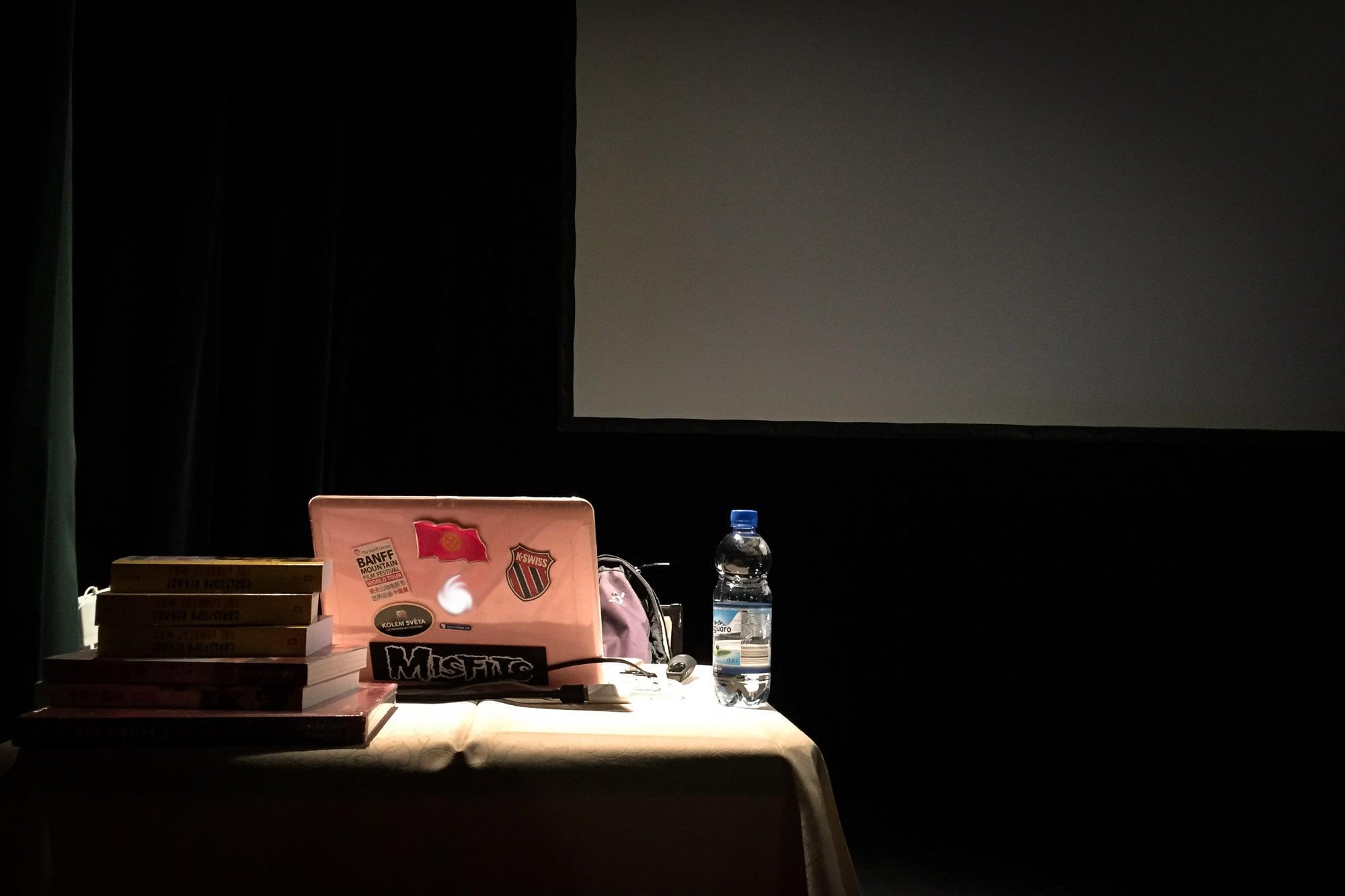 Presentation in Plzen