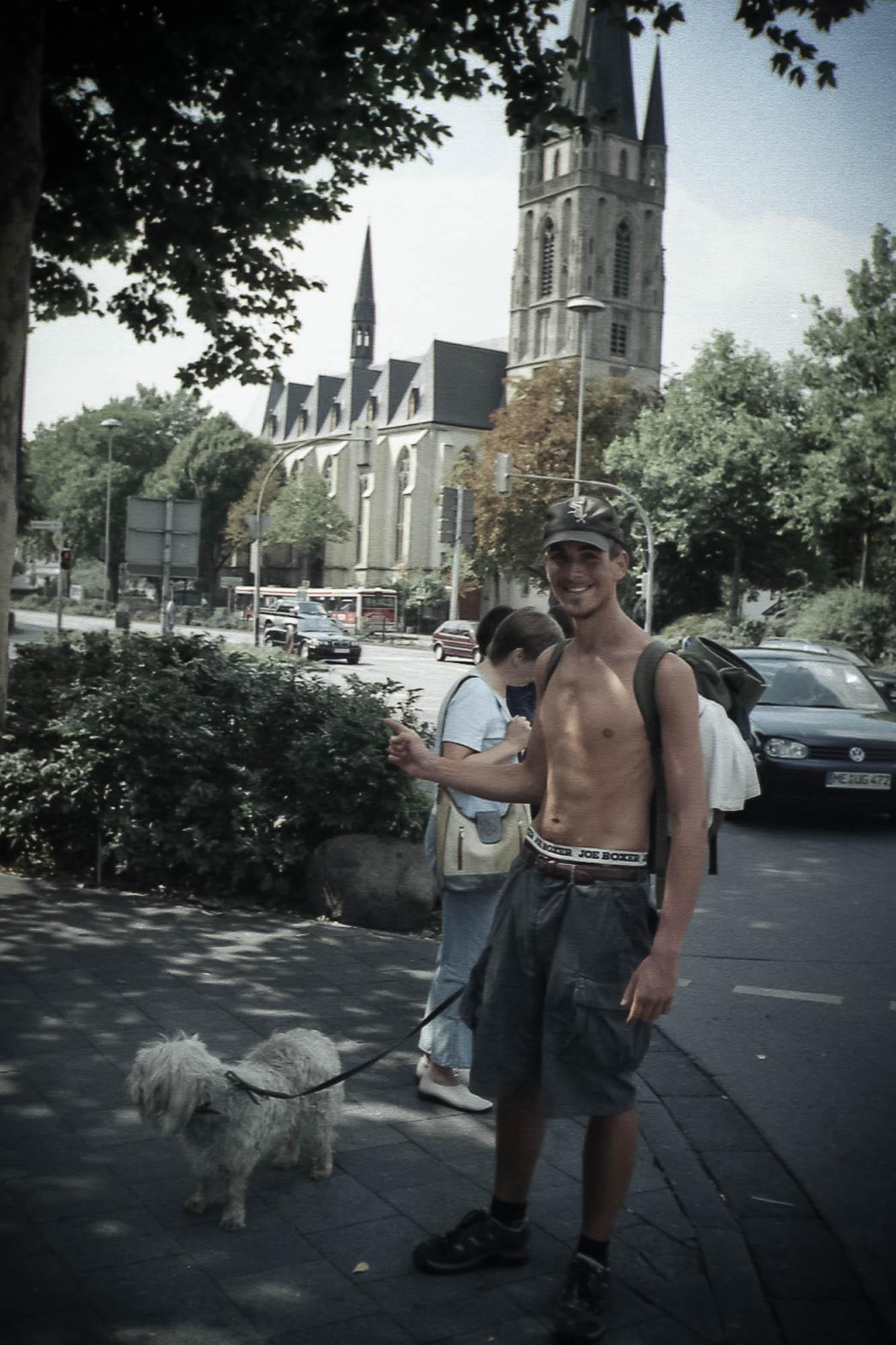 Paris to Bad Nenndorf Photo 44