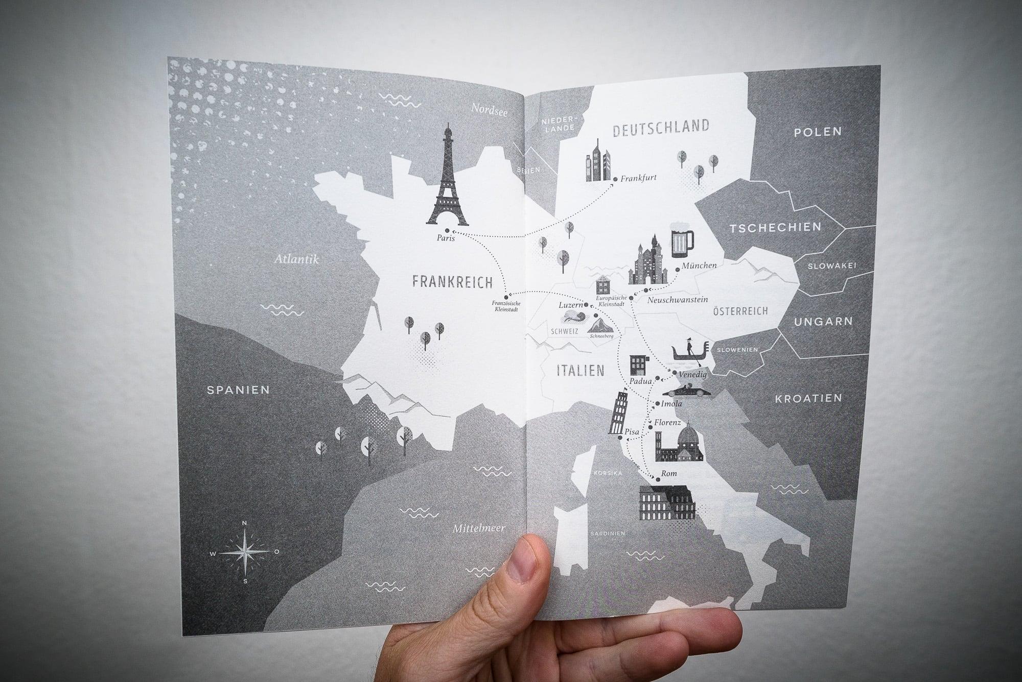 Neuschweinstein map